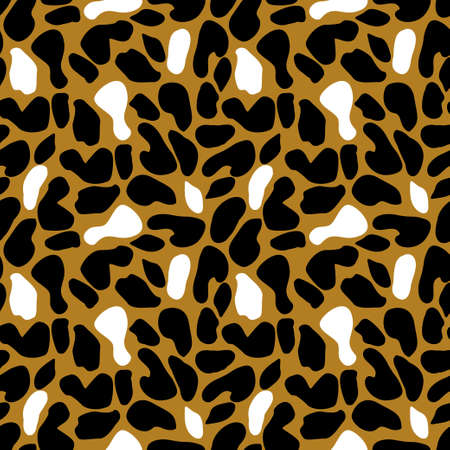 animal print: modelo geométrico abstracto sin fisuras en el estilo década de 1980 y principios de 1990 retro. Memphis retro diseña para textiles y tejidos, tapicería, papel de embalaje y fondos de pantalla de todo tipo. Ilustración del vector.