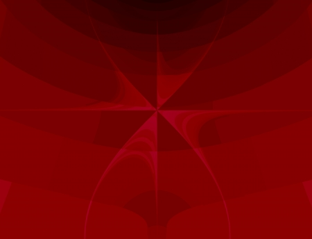 Abstract dark red fractal background  Computer generated graphics