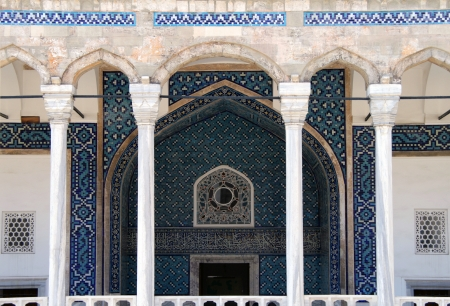 Museum of Islamic Art  Tiled Kiosk , Istambul, Turkey Stock Photo - 23842070