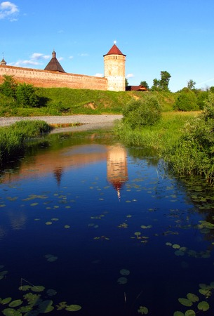 Monastery of St  Euthymius at Suzdal, Russia