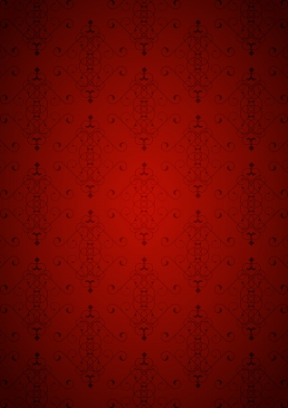 Red little background Vector