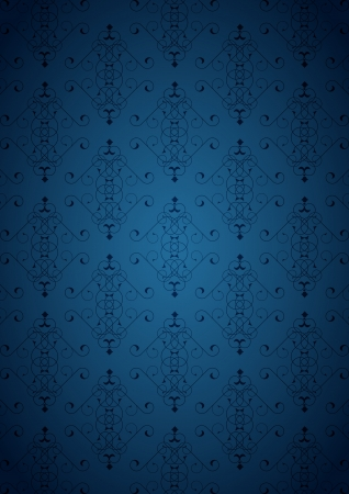 Blue little background Vector