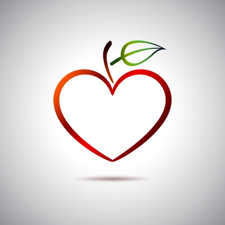 Sweet heart Vector