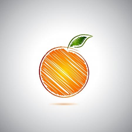 오렌지: 오렌지 로고