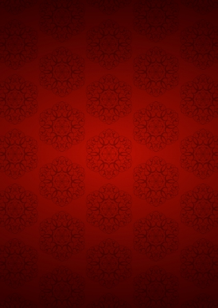 royal background: Red sweet background