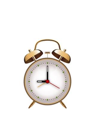 wake up call: Alarm clock