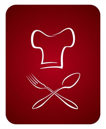Cook logo Stock Vector - 16229565