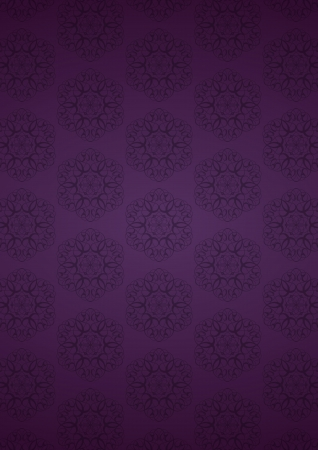 Purple sweet background Vector
