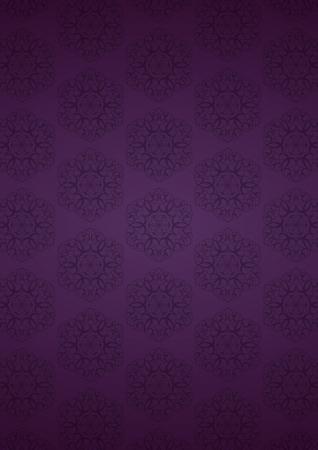 Purple sweet background Stock Vector - 16229569