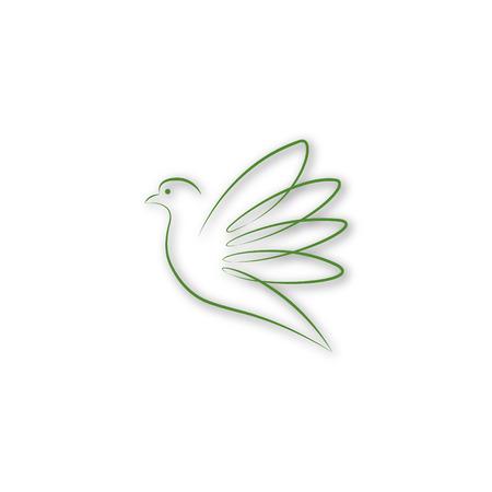 green logo Illustration