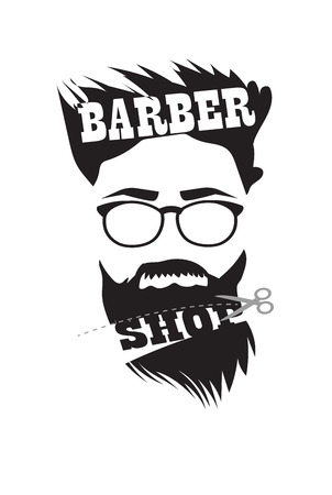 saloon: barber shop
