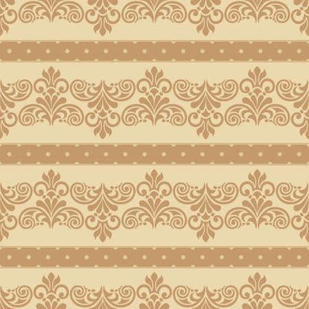 Seamless floral pattern for design, vector Illustration Vector