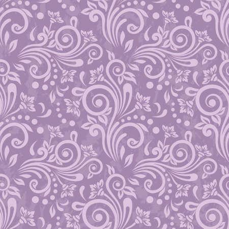 seamless floral: Seamless floral pattern for design, vector Illustration