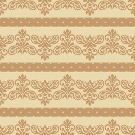 Seamless floral pattern for design, vector Illustration Vector