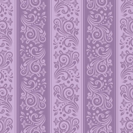 Seamless background with stripes for design, vector Illustration Vector