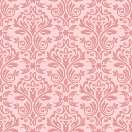 Damask seamless pattern for design  Vector Illustration Stock Vector - 23541444