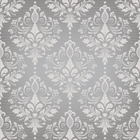 Damask seamless pattern for design. Vector Illustration Фото со стока - 82079779