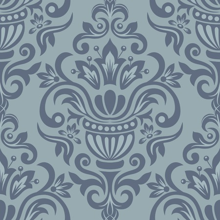 Seamless floral pattern for design, vector Illustration Фото со стока - 82511845