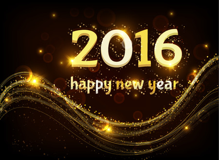 wish of happy holidays: Happy new 2016 year