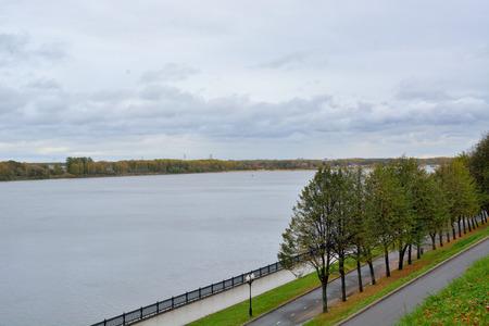 volga: Volga in autumn