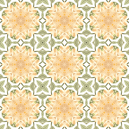 Stunning watercolor pattern for ceramic tiles and decoration