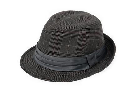 trendy stylish men hat Stock Photo - 16664411