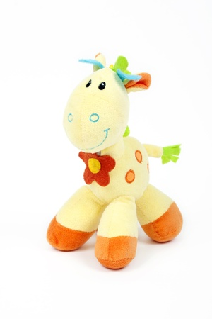 Babies first soft toy Stok Fotoğraf - 16867202