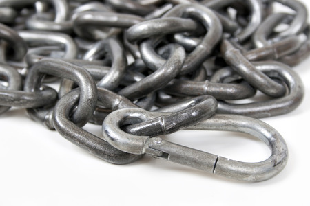Background from a chain photo