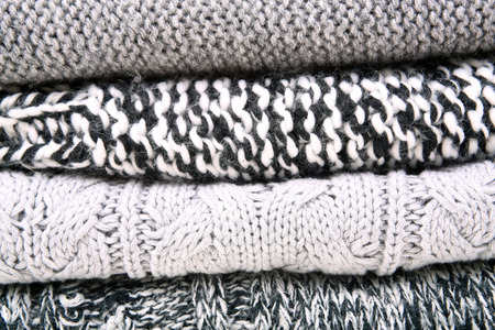 wools: Knit wool texture background