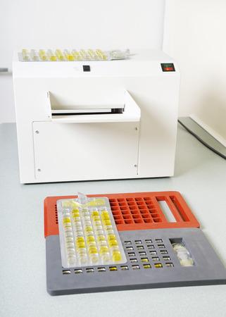 e  coli: water analysis laboratory equipment