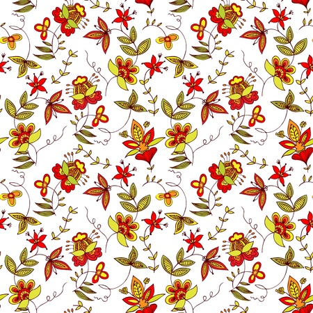 Seamless pattern, nice for backgrounds, wallpaper, wrapper paper or fabric swatch
