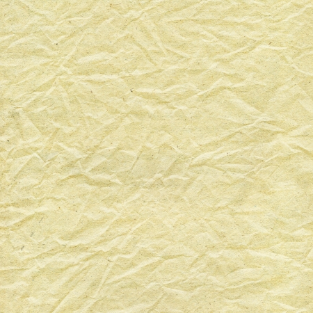 crimped: old wrinkled paper texture background