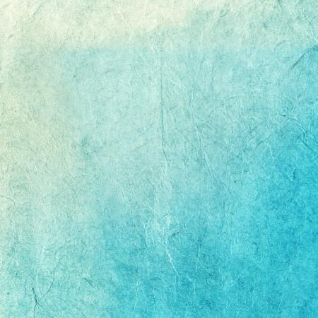 Handmade blue rice paper texture