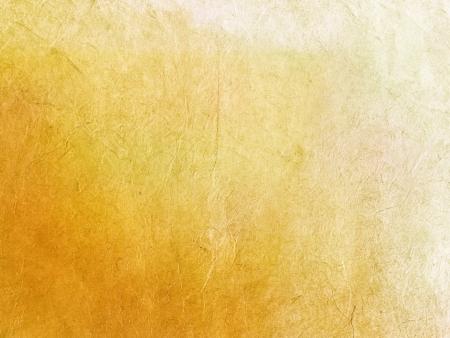 Handmade gold rice paper texture  Banco de Imagens