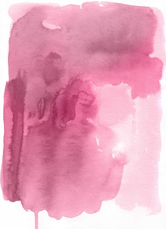 Abstract watercolor hand painted background photo