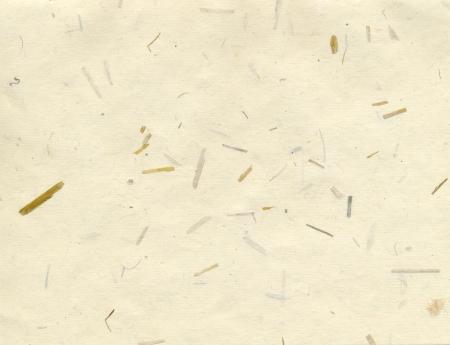 Handmade beige rice paper texture photo