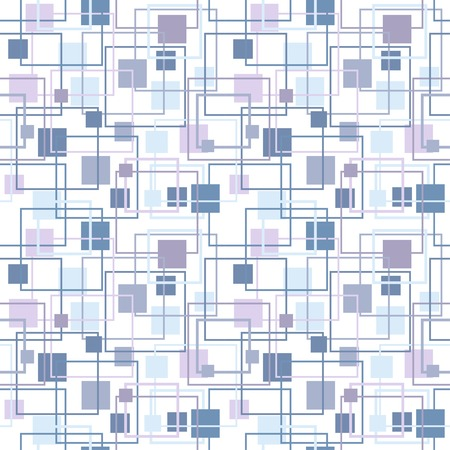 Abstract geometrical background Ilustração
