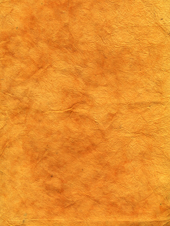 wrinkled paper: Old brown paper texture background