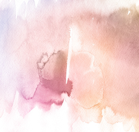 rose: Abstract watercolor hand painted background. . Rose Quartz Tint Watercolour Texture. Pastel Colored Palette.