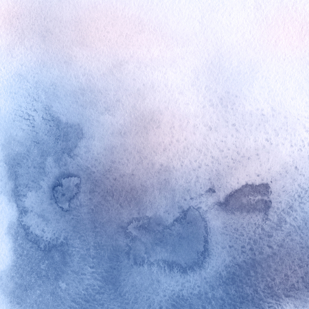 Abstract watercolor hand painted background. Serenity Tint Watercolour Texture Gradient. Pastel Colored Palette.
