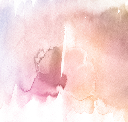 tint: Abstract watercolor hand painted background. . Rose Quartz Tint Watercolour Texture. Pastel Colored Palette.