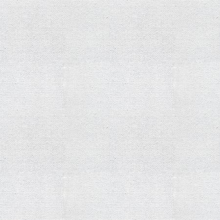 Fondo de papel lienzo blanco transparente. Patrón de tela sin fin. La textura en blanco de alta resolución.