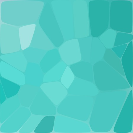 blue pebbles. abstract illustration. vector background. eps 10 Иллюстрация