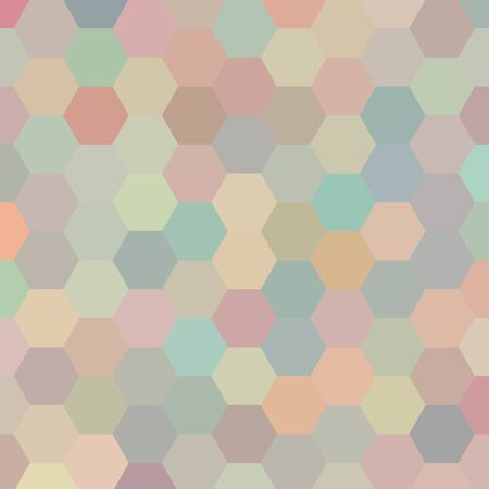 multi colored hand drawn vintage pattern of triangles. digitally painted image, i made it by myself. eps 10