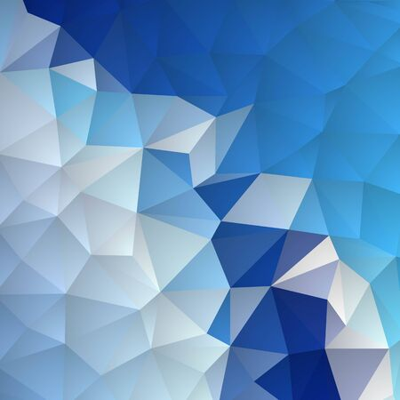 vector blue pebbles. abstract background layout for presentation. eps 10