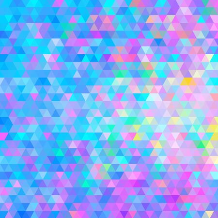 Awesome geometric abstract polygonal mosaic. Triangle low poly abstract background. Abstract geometric background with polygons.