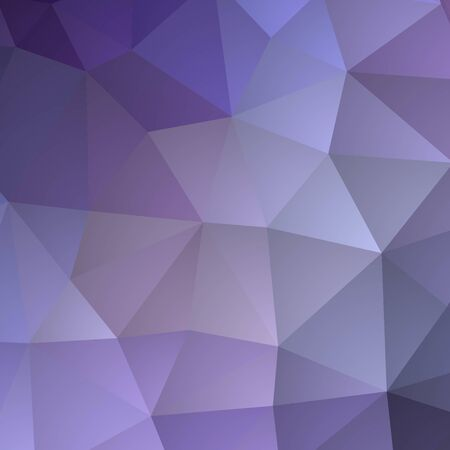 Blue Abstract Background consisting of hexagon for your design