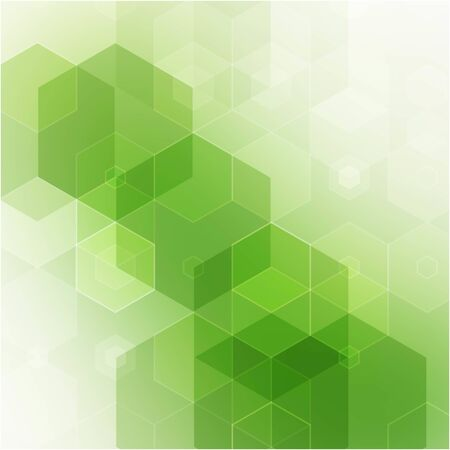 Vector Abstract geometric background. Template brochure design.