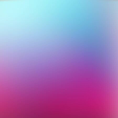 Rainbow color twisted pattern. Abstract background with beautiful gradient. Fashion multicolor illustration, beautiful curled trendy romantic wallpaper. Not trace, include mesh gradient.