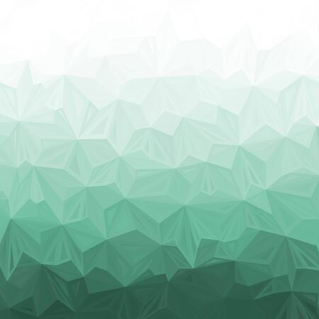 Vector geometric abstract background with triangles